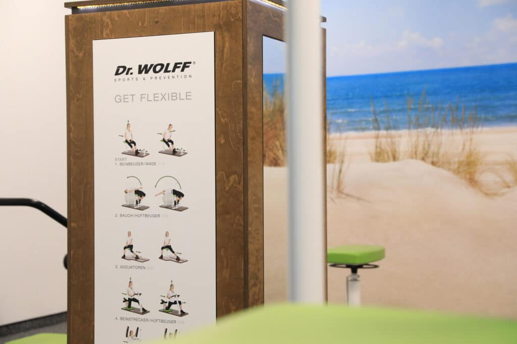 sports&med Bechelte Dr. Wolff